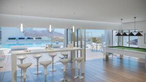 Phoenix Resort La Cala Marbella, interior gastrobar