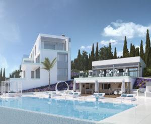 Phoenix Resort La Cala Marbella, vista piscina