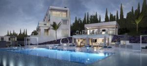 Phoenix Resort La Cala Marbella, vista exterior piscina