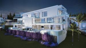 Phoenix Resort La Cala Marbella, vista exterior