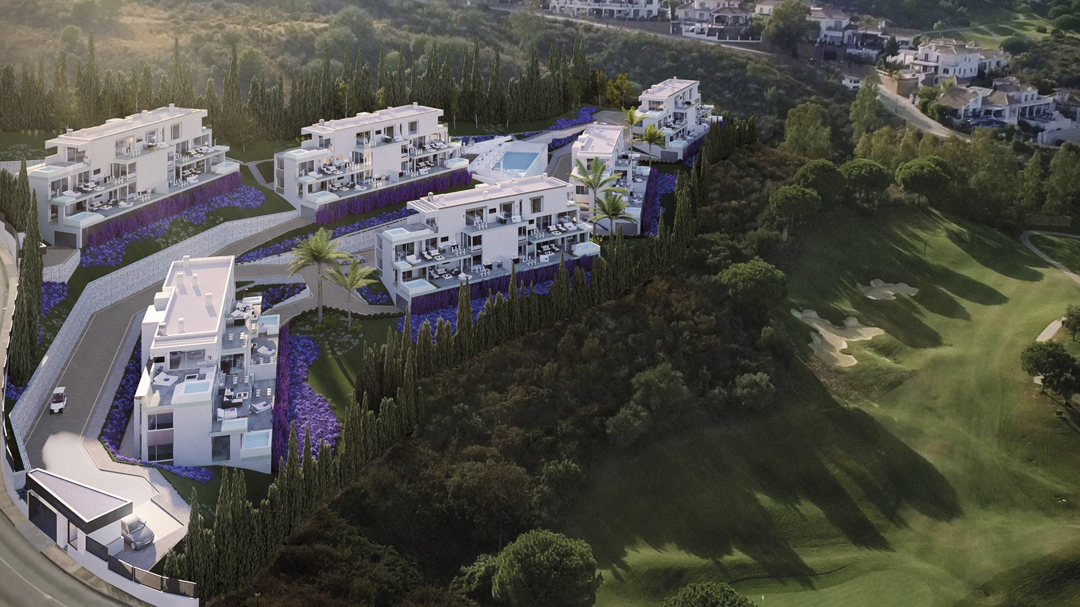 Phoenix Resort La Cala Marbella, vista general